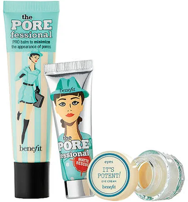 Pore Score! Complexion Trio For Pores & Under Eyes by Benefit