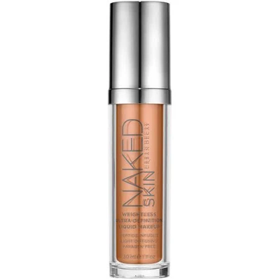 Naked Skin: Weightless Liquid Foundation by Urban Decay